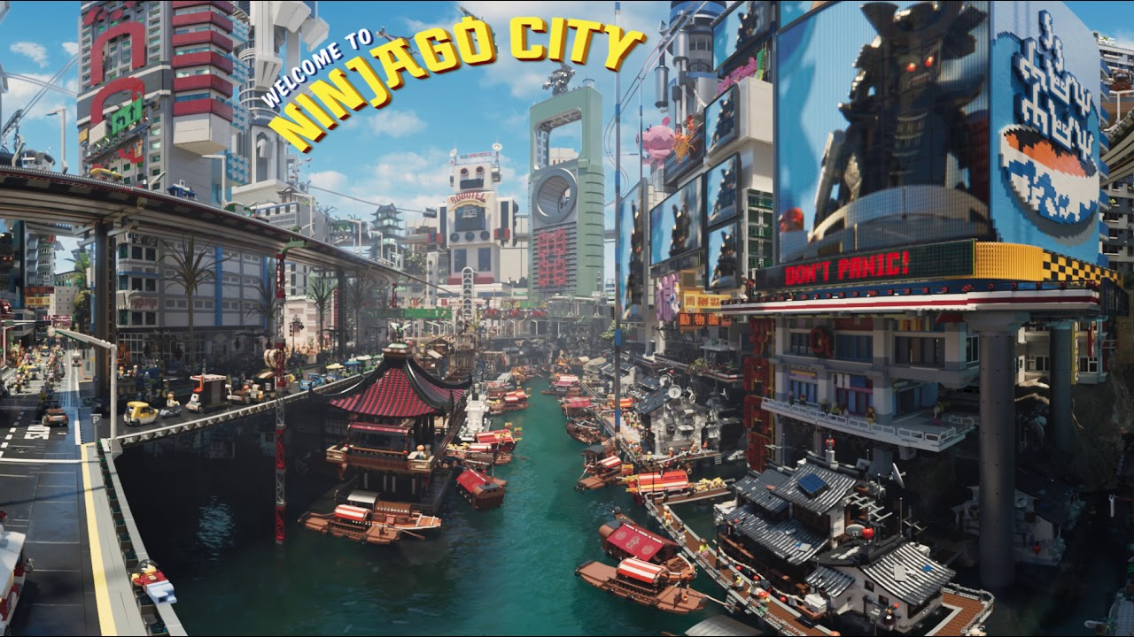 BrickCan 2019 – Ninjago City Collaboration | Vancouver's